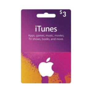 P - 3 $ iTunes