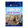 P - FAR CRY NEW DAWN PS4