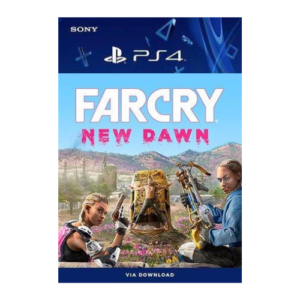 P - FAR CRY NEW DAWN PS4