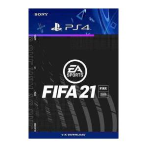P - FIFA 2021 PS4