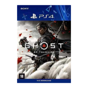 P - GHOST OF TSUSHIMA PS4