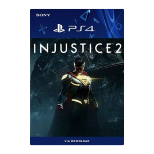 P - INJUSTICE 2 PS4