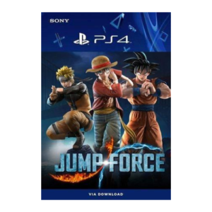 P - JUMP FORCE PS4