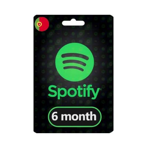 P - Spotify 6 meses
