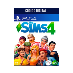 P - The sims 4 PS4