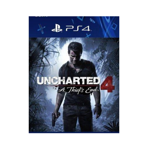 P -UNCHARTED 4 PS4