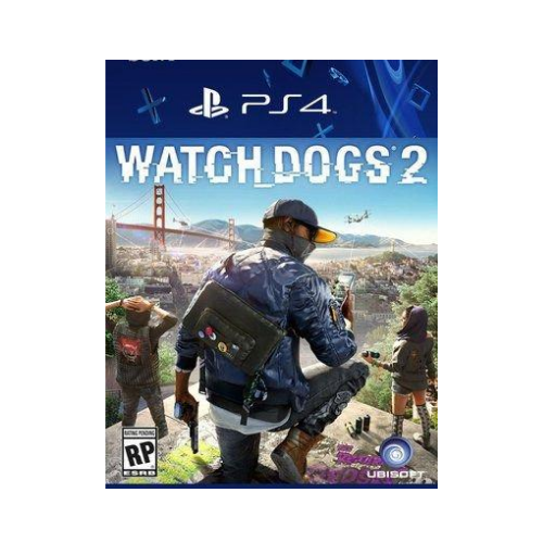 P - Watch Dogs 2 PS4