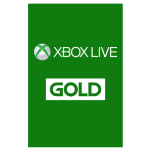 P- XBOX live gold